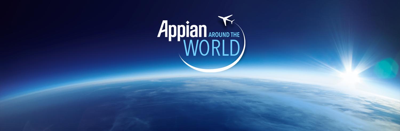 Appian Around the World 2016